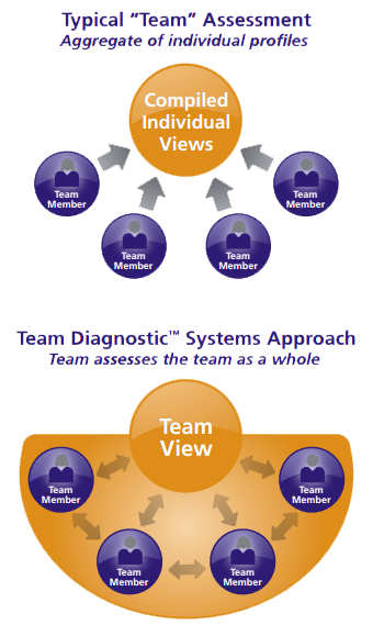 team-diagnostic-model
